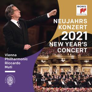 Riccardo Muti的專輯Neujahrskonzert 2021 / New Year's Concert 2021 / Concert du Nouvel An 2021