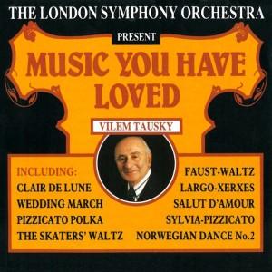 Vilem Tausky的專輯Music You Have Loved