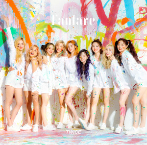 Listen to Fanfare song with lyrics from TWICE