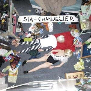 Sia的專輯Chandelier