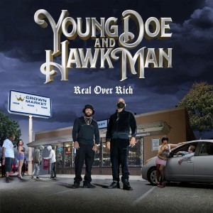Album Real over Rich (Radio) from Young Doe