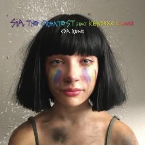 Sia的專輯The Greatest (KDA Remix)