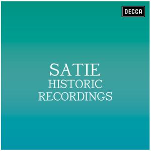 Album Satie: Historic Recordings from Erik Satie