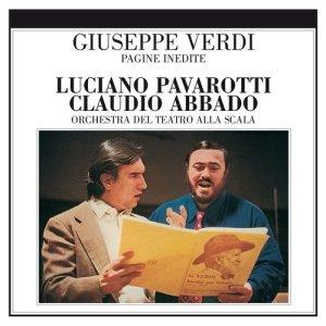 Luciano Pavarotti的專輯Pagine Inedite (Revised by Pietro Spada)