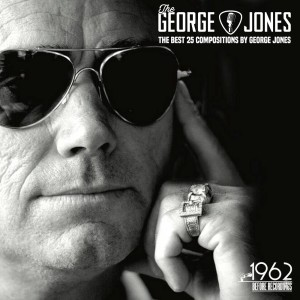 The Best 25 Compositions by the George Jones