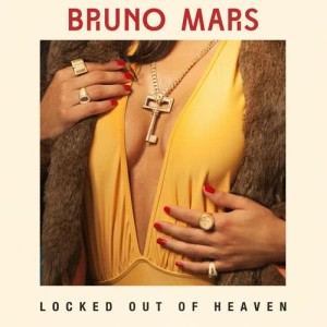 收聽Bruno Mars的Locked Out Of Heaven歌詞歌曲