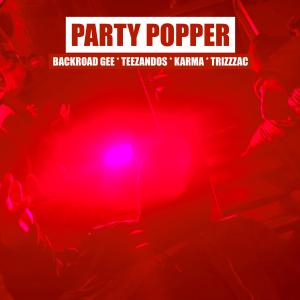 Album Party Popper G Mix from Zone 2