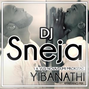 Album Yibanathi (Amapiano Mix) from DJ SNEJA