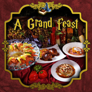 London Festival Orchestra的專輯A Grand Feast