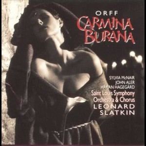 Listen to Carmina burana: Omnia sol remperat song with lyrics from Leonard Slatkin