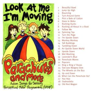 Tessarose的專輯Look at Me I'm Moving Parachutes and More