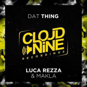 Album Dat Thing from Luca Rezza
