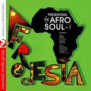 Album Afrodesia (Remastered) from The Afro Soul-Tet