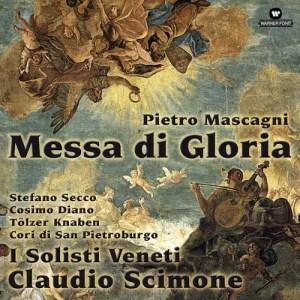 Claudio Scimone的專輯Messa di Gloria