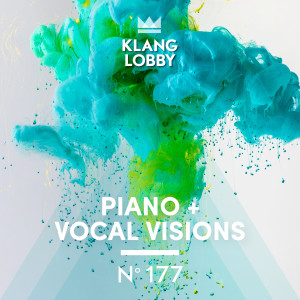 Album Piano + Vocal Visions from Dean Wagg