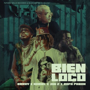 Album Bien Loco (Explicit) from Noriel