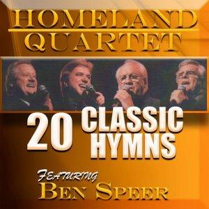 Album 20 Classic Hymns from Homeland Quartet