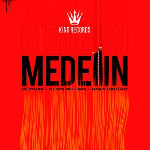 Album Medellin from Reykon