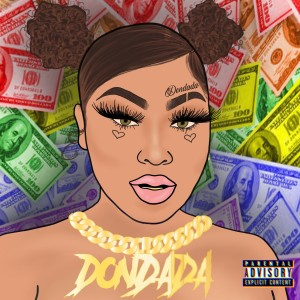 Album Dondada (Explicit) from Heaven Marina
