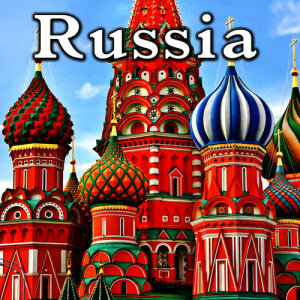 Sound Ideas的專輯Russia Sound Effects