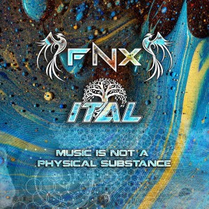 Album Music Is Not a Physical Substance from Ital