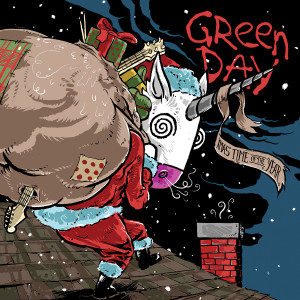 Green Day的專輯Xmas Time of the Year