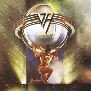 Album 5150 from Van Halen