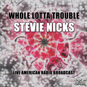 Stevie Nicks的專輯Whole Lotta Trouble (Live)