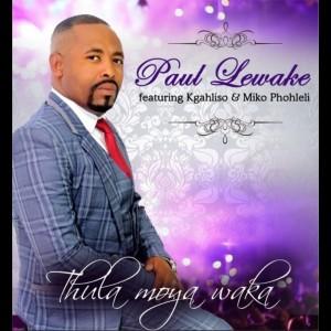 Album Thula Moya Waka from Paul Lewake
