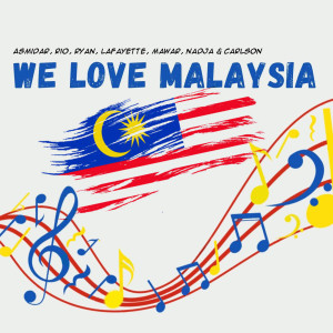 Album We Love Malaysia from Asmidar