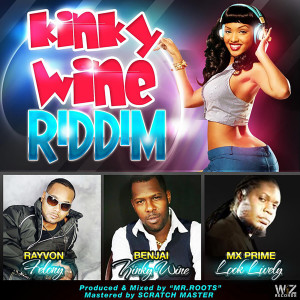 Album Kinky Wine Riddim from Benjai