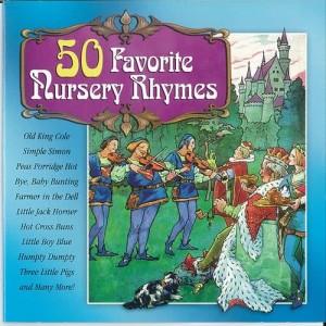Studio Group的專輯50 Favorite Nursery Rhymes