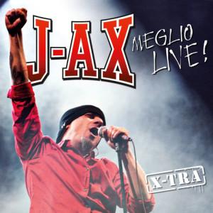 Album Meglio Live! from J-AX