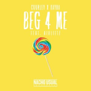 Album Beg 4 Me from Cuurley