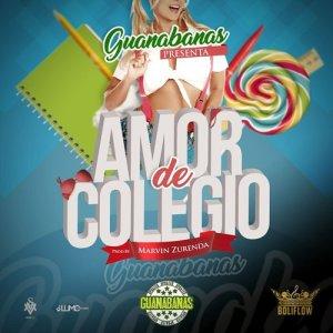 Album Amor de Colegio from Guanabanas