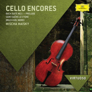 Album Cello Encores from Mischa Maisky