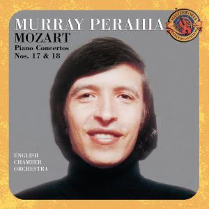 Murray Perahia的專輯Mozart: Piano Concertos Nos. 17 & 18