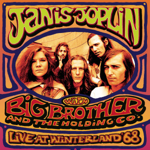 Album Janis Joplin Live At Winterland '68 from Big Brother & The Holding Company