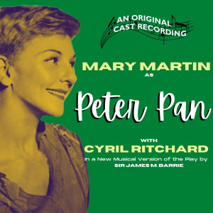 Album Peter Pan from Mary Martin