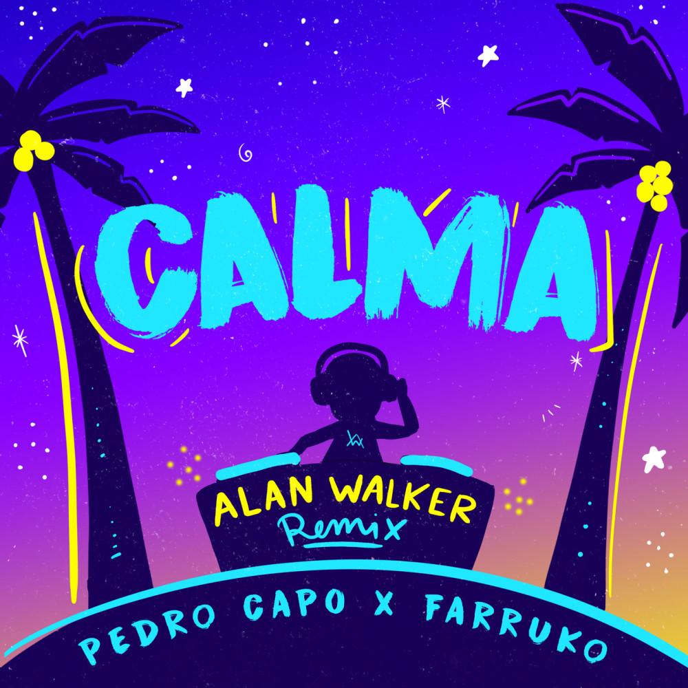 ฟังเพลงอัลบั้ม Calma (Alan Walker Remix)