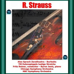 Album Richard Strauss: Also Sprach Zarathustra -Burleske - Till Eulenspiegels lustige Streiche from Chicago Symphony Orchestra