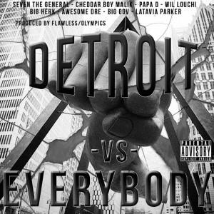 Album Detroit vs. Everybody (Explicit) from Big Herk