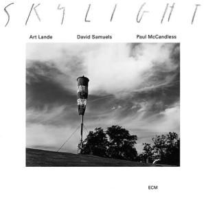 Album Skylight from Paul McCandless