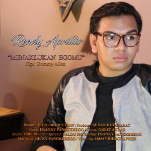 Menaklukan Egomu (Single Pop Indonesia) dari Rendy Aprillio