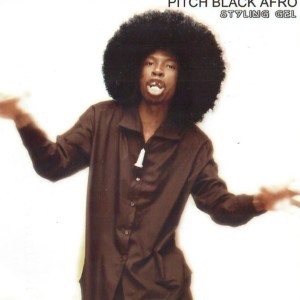 Album Styling Gel from Pitch Black Afro