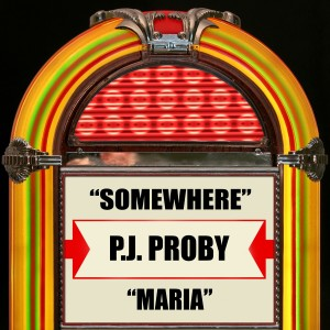 Album Somewhere / Maria from P.J. Proby