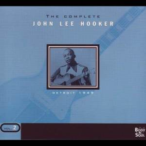 John Lee Hooker的專輯The Complete Vol. 2 - Detroit 1949