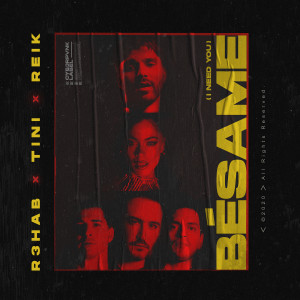 Album Bésame (I Need You) from R3hab