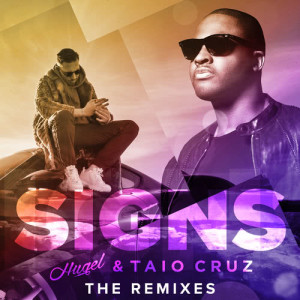 Album Signs (The Remixes) from Taio Cruz