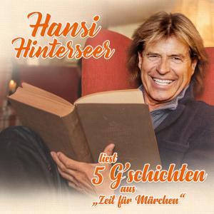 """Album Die schönsten G´schichten aus """"Zeit für Märchen"""" from Hansi Hinterseer"""